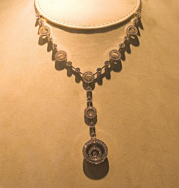 Necklace, King Jewelers, Adventura, Miami, Florida