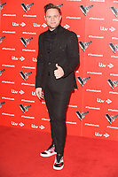 """Olly Murs<br /> at the launch photocall for the 2019 series of """"The Voice"""" London<br /> <br /> ©Ash Knotek  D3468  03/01/2019"""