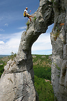 Via Ferrata à Casteljau