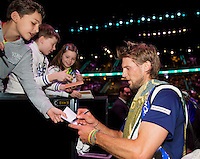 Februari 11, 2015, Netherlands, Rotterdam, Ahoy, ABN AMRO World Tennis Tournament, Andreas Seppi (ITA)<br /> Photo: Tennisimages/Henk Koster