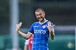 Igor Miovic of Rangers gestures during the Premier League, week two match between Kwoon Chung Southern and BC Rangers at on September 09, 2017 in Hong Kong, China. Photo by Marcio Rodrigo Machado / Power Sport Images