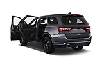 Car images close up view of a 2019 Dodge Durango R/T RWD 5 Door SUV doors