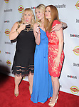 Rebel Wilson, Kirsten Dunst and Isla Fisher attends The Premiere of Bachelorette at The Arclight Theatre in Hollywood, California on August 23,2012                                                                               © 2012 DVS / Hollywood Press Agency