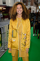 "Emerald Rose<br /> at the ""MATANGI / MAYA / M.I.A."" premiere, Curzon Mayfair, London<br /> <br /> ©Ash Knotek  D3432  19/09/2018"