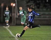 Club Brugge Vrouwen - OHL Dames : Nicky Van Den Abbeele <br /> foto David Catry / nikonpro.be