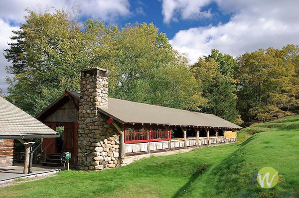 Great Camp Sagamore, Adirondacks, Raquette Lake, NY