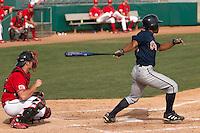 SAN ANTONIO, TX - MARCH 13, 2006: The University of Louisiana at Lafayette Ragin Cajuns vs. The University of Texas at San Antonio Roadrunners Baseball at Nelson Wolff Stadium. (Photo by Jeff Huehn)