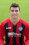 St Johnstone FC 2013-14<br /> Andrew Steeves<br /> Picture by Graeme Hart.<br /> Copyright Perthshire Picture Agency<br /> Tel: 01738 623350  Mobile: 07990 594431