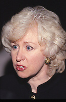 Montreal (QC) Canada- File Photo, May 1999 - Kim Campbell