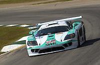 #26  Konrad Motorsports  Saleen  class: GTS