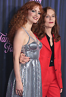 September 14, 2021.Jessica Chastani, Isabelle Huppert attend Searchlight Pictures premiere of The Eyes of Tammy Faye  at<br /> SVA Theatre in New York September 14, 2021 Credit:RW/MediaPunch