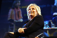 Saturday 24 May 2014, Hay on Wye UK<br /> Pictured: Jennifer Saunders<br /> Re: The Telegraph Hay Festival, Hay on Wye, Powys, Wales UK.