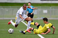 Alec Solomons of Eastern Suburbs during the ISPS Handa Men's Premiership - Wellington Phoenix v Eastern Suburbs at Fraser Park, Wellington on Saturday 28 November 2020.<br /> Copyright photo: Masanori Udagawa /  www.photosport.nz