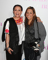 "LOS ANGELES - JAN 18:  Actress Adriana Barraza , and photographer Adriana M. Barraza  arrives at ""From Prada to Nada"" at Regal Cinemas at LA Live on January 18, 2011 in Los Angeles, CA"