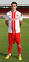 Matthew Ball of Stevenage<br />   Stevenage FC Team Photoshoot - Lamex Stadium, Stevenage - 16th July, 2013<br />  © Kevin Coleman 2013