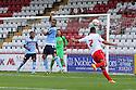 Filipe Morais of Stevenage shoots<br />   Stevenage v QPR XI - Pre-season friendly - Lamex Stadium, Stevenage - 16th July, 2013<br />  © Kevin Coleman 2013<br />  <br /> <br />  <br />  <br /> <br />  <br />  © Kevin Coleman 2013