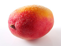 Fresh whole Mango fruit