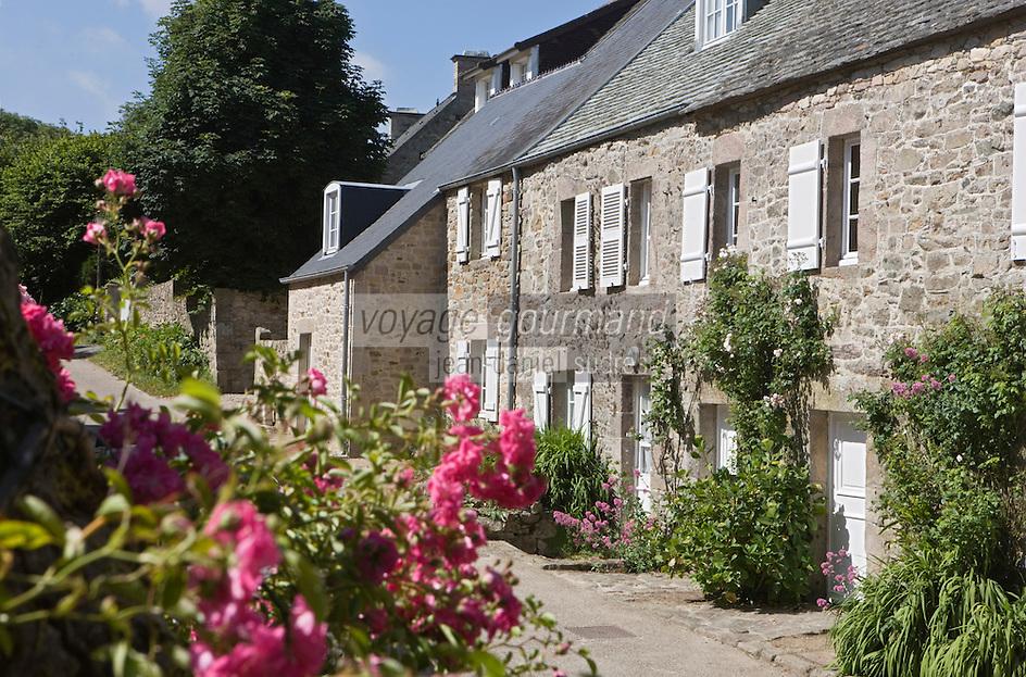 Europe/France/Normandie/Basse-Normandie/50/Manche/Presqu'île de la Hague/Gréville-Hague: Maison natale de Jean-Francois Millet au hameau de Gruchy