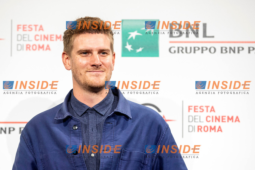 Director Harry Macqueen poses for photographers for the photo call of the film Supernova during the 15th edition of Rome film Fest.<br /> Rome (Italy), October 16th 2020<br /> Photo Pool Insidefoto