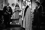 The Pretty Maid of Holsworthy, Devon, England 1975. Held on the date of the St Peters day  Charter Fair. Josephine Isaac is Pretty Maid.