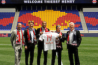 New York Red Bulls Press Conference July 15 2010