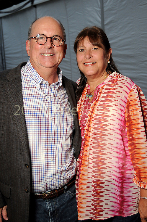 The Kleins at the Nature Conservancy's Nature Rocks  Gala at the Houston Polo Club Thursday Oct. 22,2015.(Dave Rossman photo)