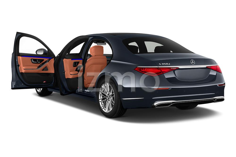 Car images of 2021 Mercedes Benz S-Class - 4 Door Sedan Doors