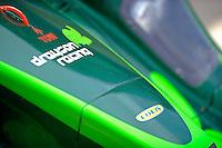 Detail: #8 (P1) Drayson Racing Lola B09 60, Paul Drayson, Jonny Crocker & Emanuele Pirro