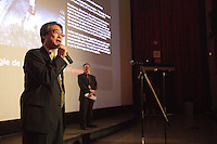 Montreal quebec CANADA - july 21 2012 - Opening day of Fantasia film Festival - Tatsuo Arai , Consul General of Japan at Montreal.