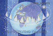 Isabella, CHRISTMAS SYMBOLS, corporate, paintings(ITKE501957,#XX#) Symbole, Weihnachten, Geschäft, símbolos, Navidad, corporativos, illustrations, pinturas