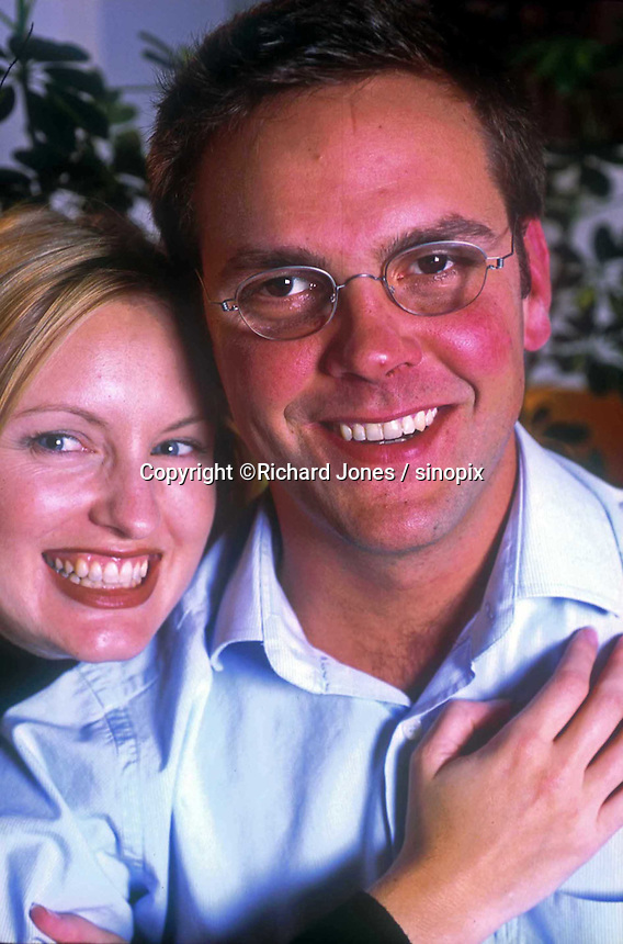 James Murdoch, Chairman of Star TV.<br /> © Richard Jones/Sinopix