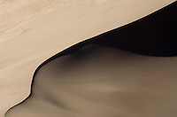 Great Sand Dunes National Park - ridgeline with shadows.<br /> <br /> Canon EOS 5D, 70-200 f/2.8L lens with 1.4x teleconverter