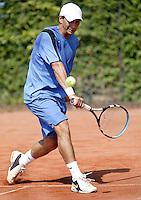 16-8-06,Amsterdam, Tennis, NK, First round match, Marcus Hilpert