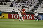Al Sadd vs Foolad Khuzestan during the 2015 AFC Champions League Group C match on April 21, 2015 at the Jassim Bin Hamad Stadium in Doha, Qatar. Photo by Adnan Hajj / World Sport Group