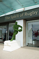 Topiary outside The Spirit of Rugby ahead of the RBS 6 Nations match between England and Scotland at Twickenham Stadium on Saturday 11th March 2017 (Photo by Rob Munro/Stewart Communications)