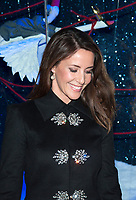 November 15 2017 PARIS FRANCE<br /> Princess Mary Donaldson of Danemark<br /> inaugurates the Christmas window at the<br /> BHV store on rue de Rivoli Paris. # LA PRINCESSE MARY INAUGURE LES ILLUMINATIONS DE NOEL GOD JUL