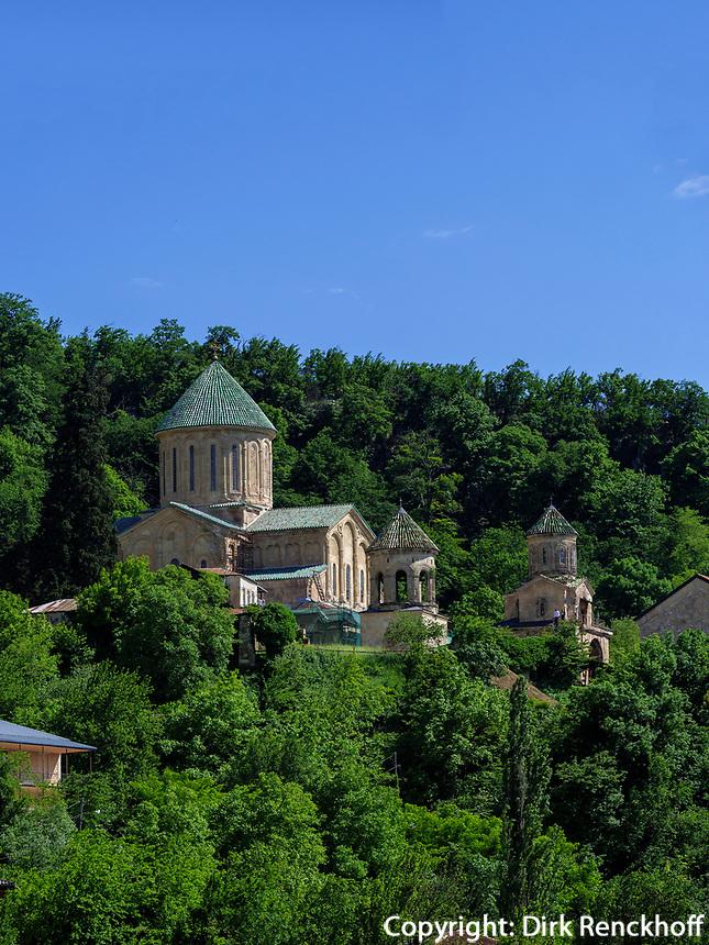 Kloster Gelati, Imeretien - Imereti;, Georgien, Europa, UNESCO-Weltkulturerbe<br /> Monastery Gelati,  Inereti,  Georgia, Europe, world heritage