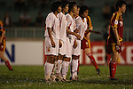 Group Stage A China PR VS Vietnam  during the 2008 AFC Women's Asian Cup, 28 May 2008, in Thong Nhat Stadium, Ho Choi Minh City, Vietnam. Photo by World Sport Group