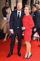 Jake Wood and Kellie Bright<br /> arriving for theTRIC Awards 2020 at the Grosvenor House Hotel, London.<br /> <br /> ©Ash Knotek  D3561 10/03/2020