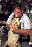 USA, Florida, Everglades: Alligator Show | USA, Florida, Everglades: Alligator Show