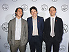 """Kickstarter guys attend the """"Made in NY""""  Awards at Gracie Mansion on June 4, 2012 in New York City."""