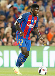FC Barcelona's Samuel Umtiti during Supercup of Spain 2nd match.August 17,2016. (ALTERPHOTOS/Acero)