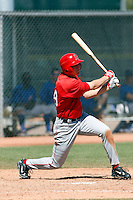 Clay Fuller - Los Angeles Angels - 2009 spring training.Photo by:  Bill Mitchell/Four Seam Images