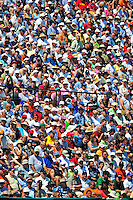 11 March 2009: A capacity crowd of 9680 fans enjoy a Detroit Tigers Spring Training game against the New York Yankees at Joker Marchant Stadium in Lakeland, Florida. The Tigers defeated the Yankees 7-4 in the Grapefruit League matchup. Mandatory Photo Credit: Ed Wolfstein Photo