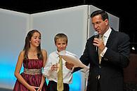 Dad's toast at the B'Nai Mitzvah