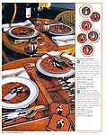 Williams-Sonoma Catalog<br /> Just one collection Guy Buffet created for<br /> the upscale culinary store, including porcelain plates, placemats and coasters.