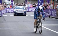 Alexander Krieger (DEU/Alpecin-Fenix)<br /> <br /> 104th Giro d'Italia 2021 (2.UWT)<br /> Stage 21 (final ITT) from Senago to Milan (30.3km)<br /> <br /> ©kramon