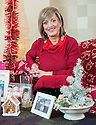 Gillian McFarlane who is spending Christmas alone as her daughter Sara lives with her ex partner Antonio in Italy. She signed her daughter over to her dad as she couldn't cope as a single mum at the time.