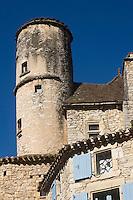 Europe/France/Midi-Pyrénées/46/Lot/Lherm: Vielle demeure La Tour de l'Evèque
