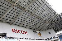 Photo: Richard Lane/Richard Lane Photography. Wasps v London Irish. Aviva Premiership. 21/12/2014. Wasps' first game at the Ricoh Arena as their new home. Ricoh Arena.